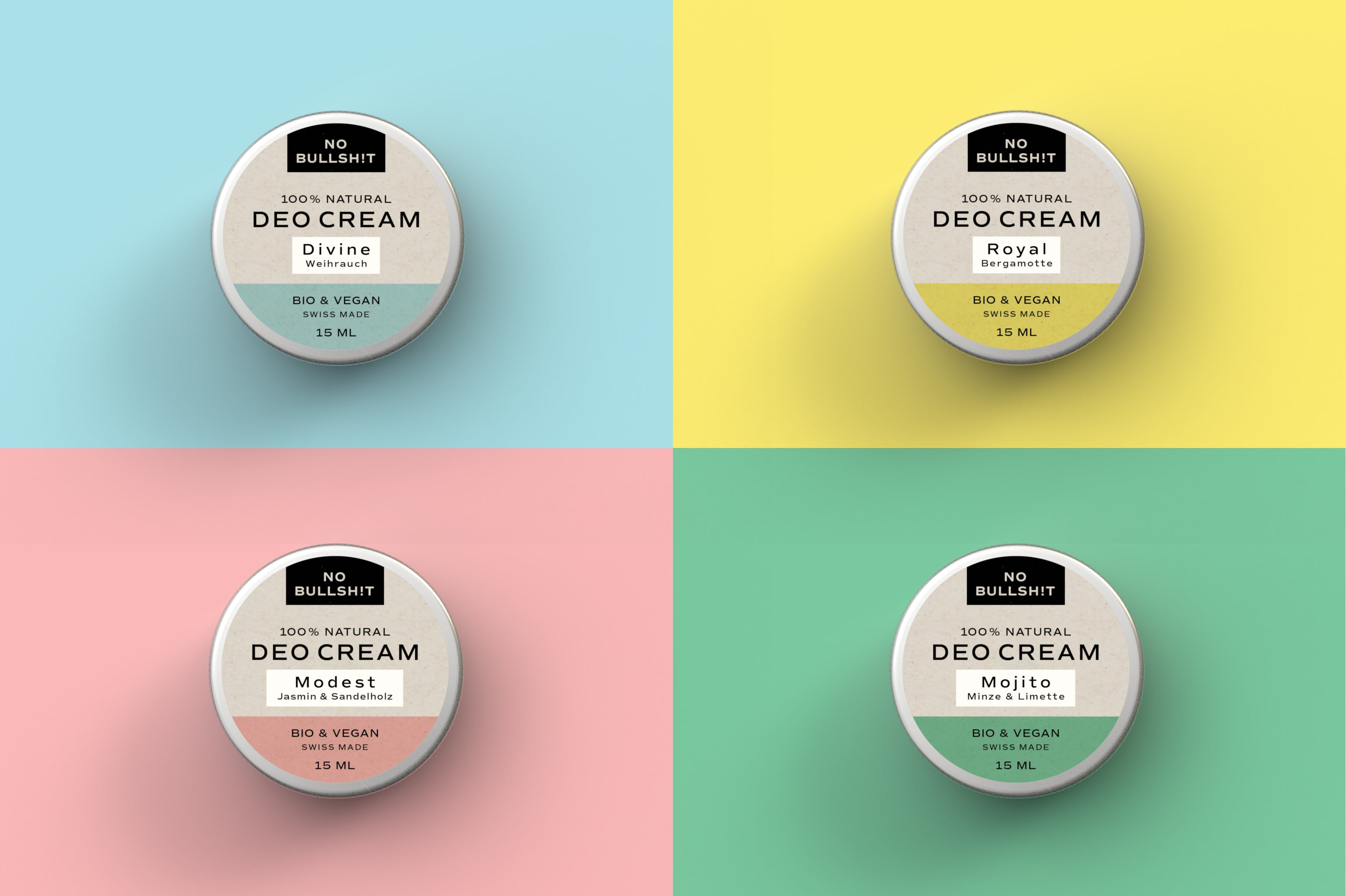 Deo Cream Trial Set