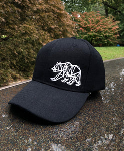 Black Grizzly Hat