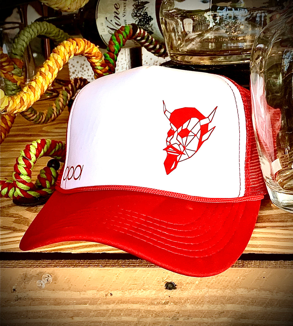 Red Devil Trucker