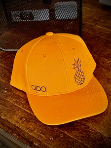Gold Pineapple Hat