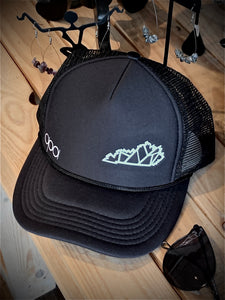 Black Kentucky SnapBack Trucker