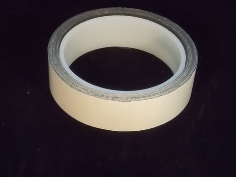 "backorder till 4/29 LMM 6018 Black Marking Tape 1"" wide"