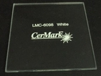 LMC 6098 Bright White for Ceramic/Glass – 50 Grams Liquid