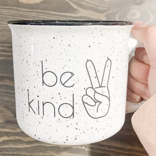 "HAYMAD & Co. Ceramic ""BE KIND"" Mug"
