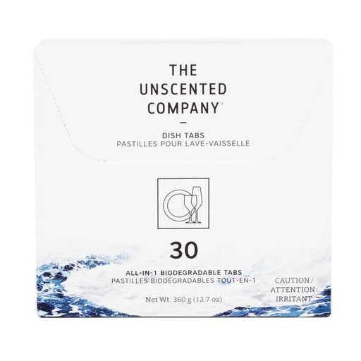 The Unscented Company Dishwasher Tabs