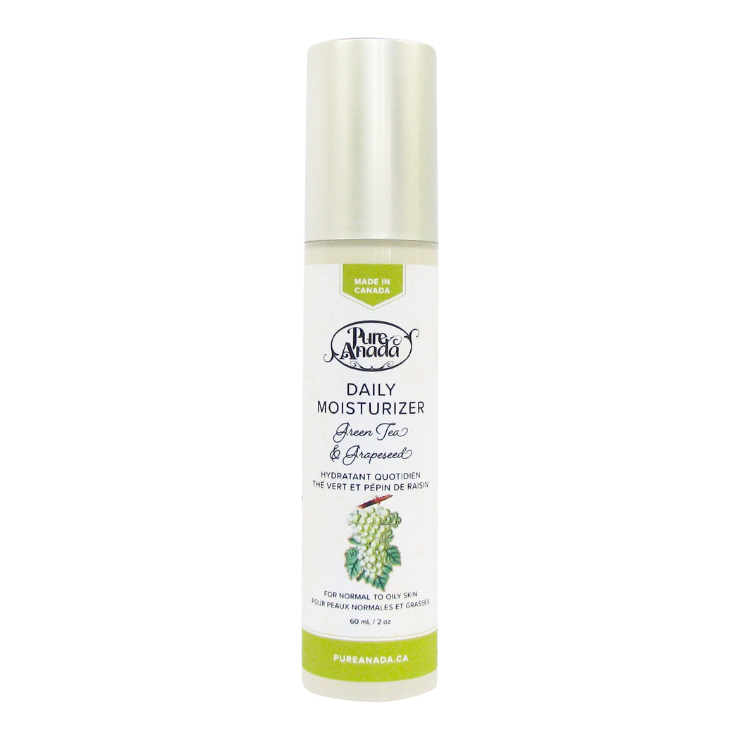 Pure Anada - Daily Moisturizer Green Tea & Grapeseed
