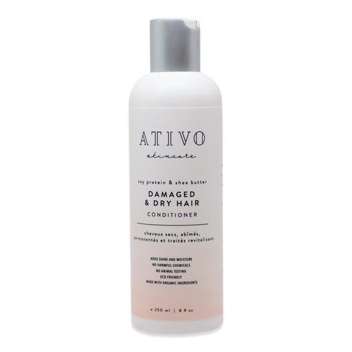 Ativo Skincare - Damaged & Dry Hair Conditioner