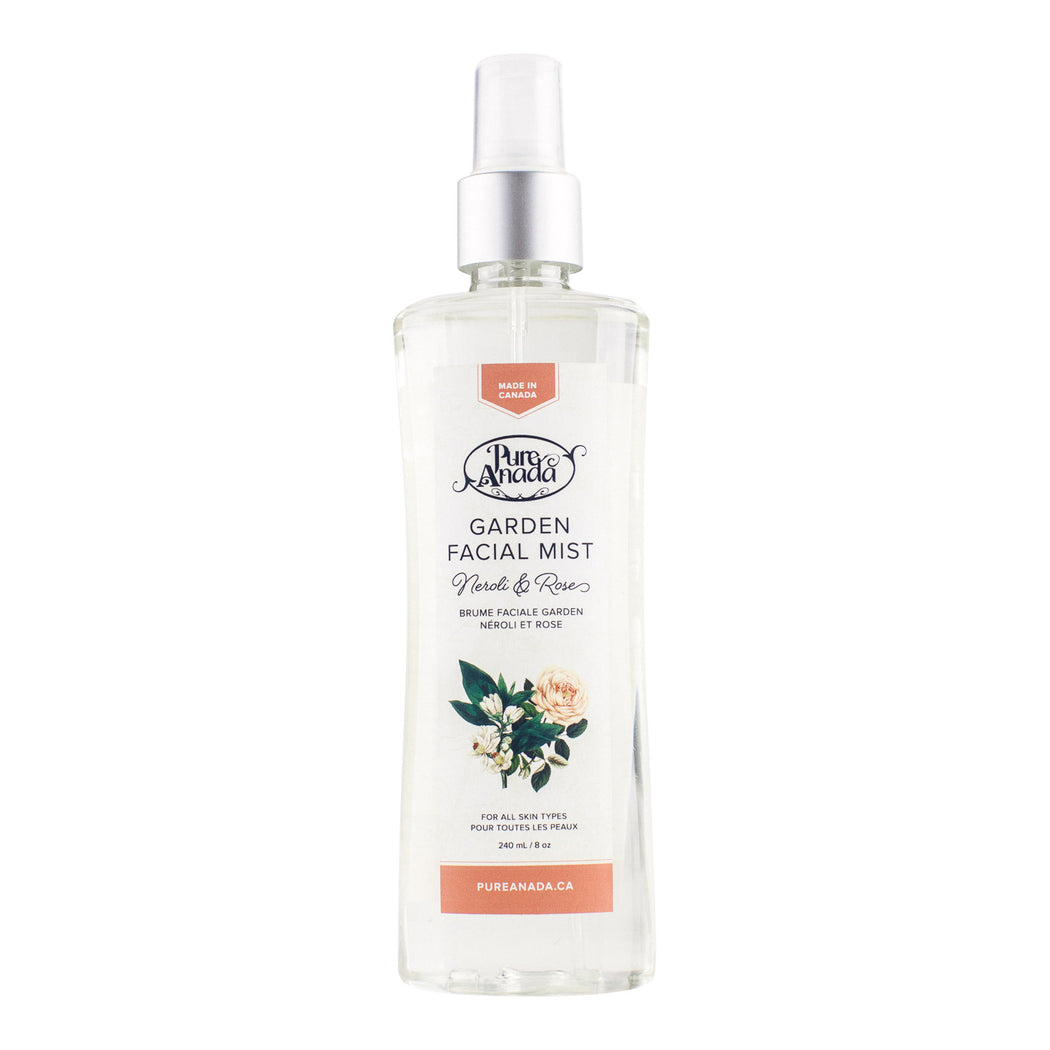 Pure Anada - Garden Facial Mist with Neroli & Rose