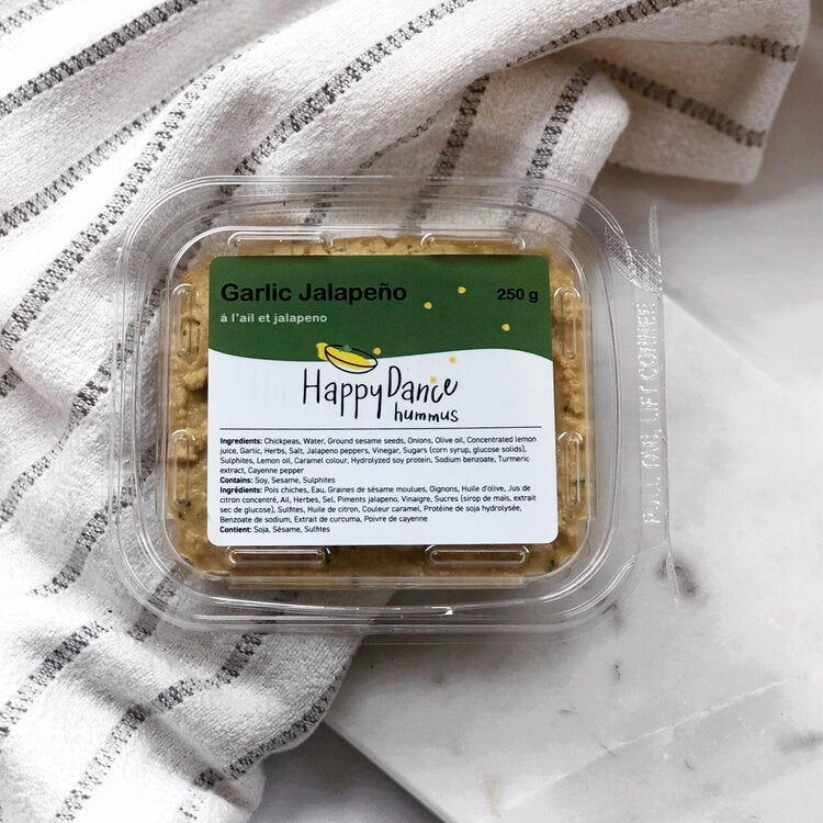 Happy Dance Hummus