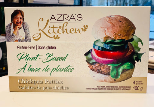 Azra's Kitchen - Chickpea Patties