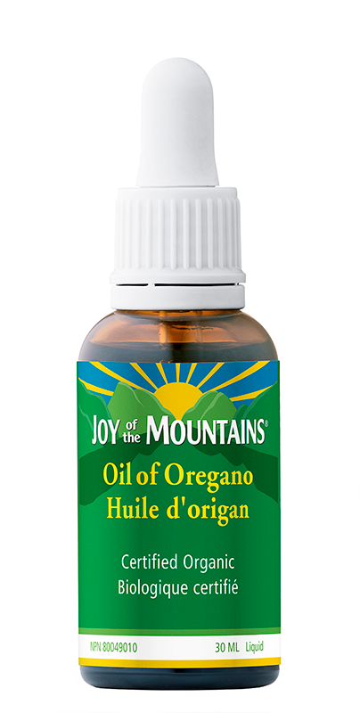Joy of the Mountain - Oil of Oregano Liquid