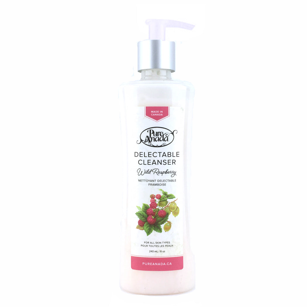 Pure Anada - Raspberry Cleanser