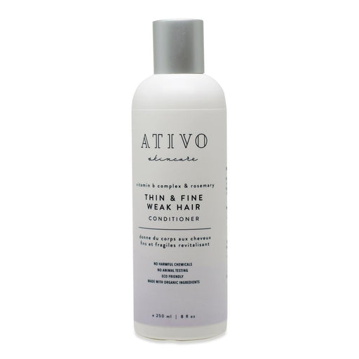 Ativo Skincare - Thin & Fine Weak Hair Shampoo