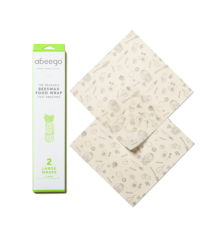 Abeego Food Wrap - Large