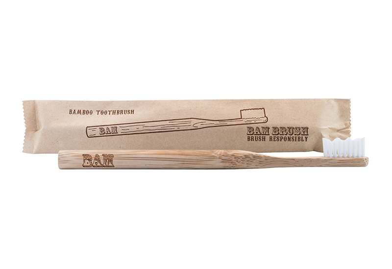 Bam Brush - Bamboo Toothbrush