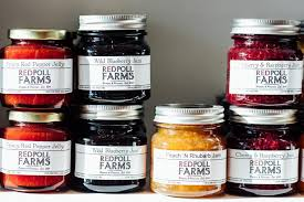 Redpoll Farms - Assorted Jams