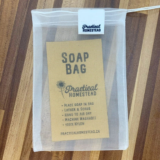 Practical Homestead - Soap Bag