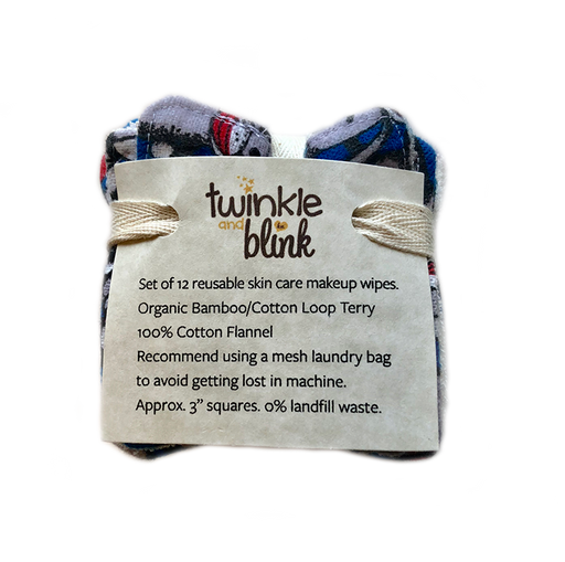Twinkle & Blink - Reusable Cosmetic Pads