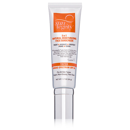 5-in-1 Moisturizing Sunscreen - Fair