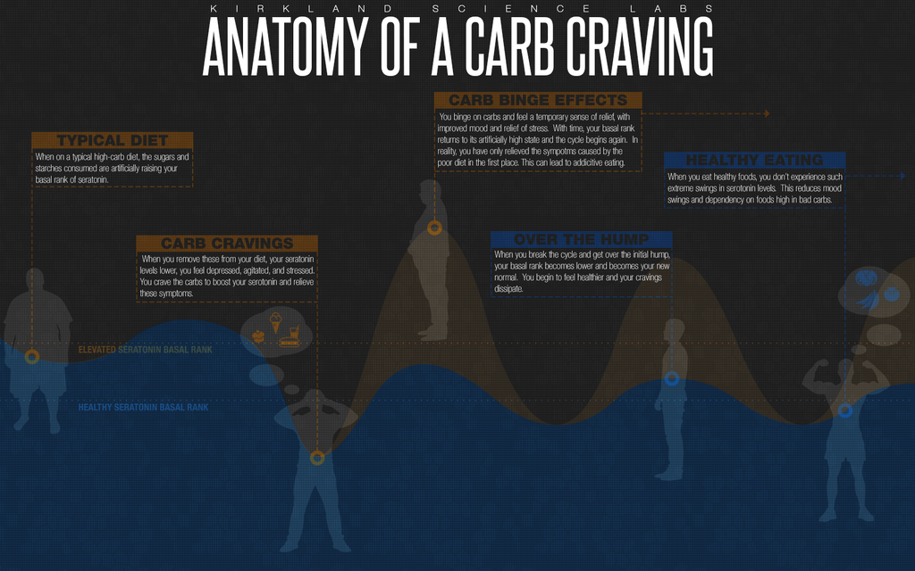 Anatomy of a Carb Craving