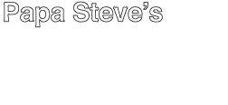 Papa Steve's No Junk Raw Protein Bars