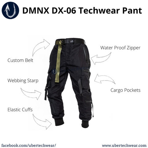 Article on the best alternative for CRS 72 as the entry level budet techwear pant | DMNX DX06 Techwear Pant