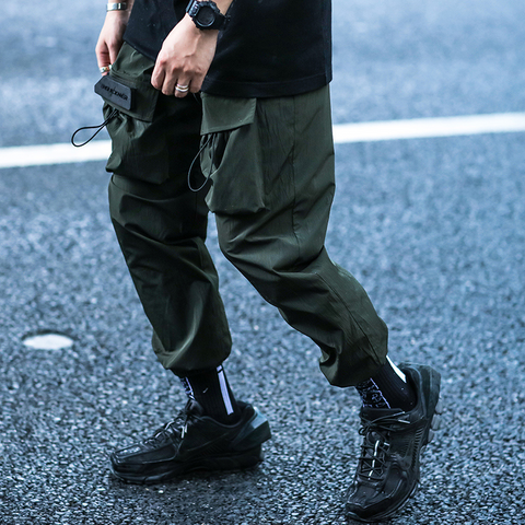 Enshadower EN-57 Techwear Pant | Affordable Techwear Pants
