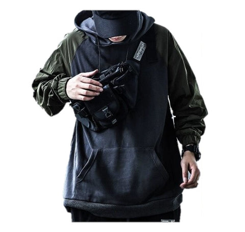 Enshadower EN-99 Techwear Sweater | Techwear clothing