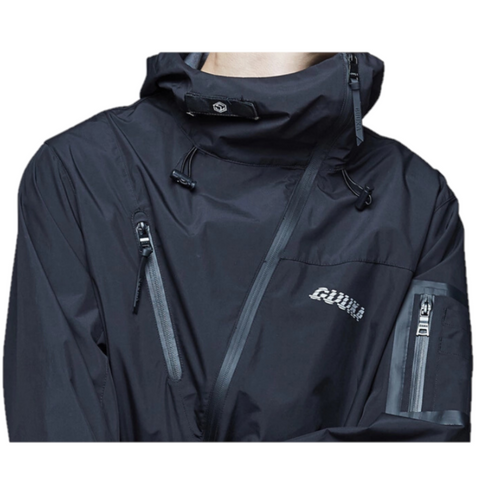 GK-09 Techwear Aesthetic Jacket | Windbreaker Tech wear Jacket