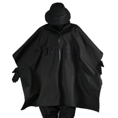 PupilTravel PT-03 Techwear Cloak | Free Shipping Techwear Cloak
