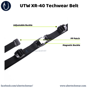 UTW XR-40 Techwear Belt - ubertechwear | Affordable Techwear Clothing