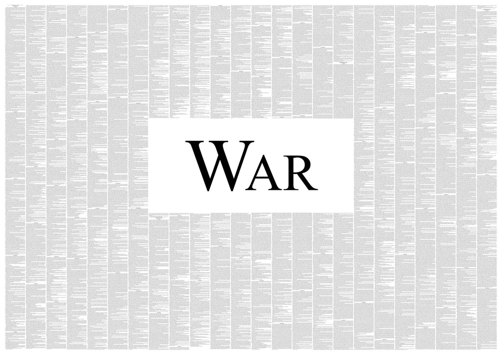 War and Peace Multi sheet
