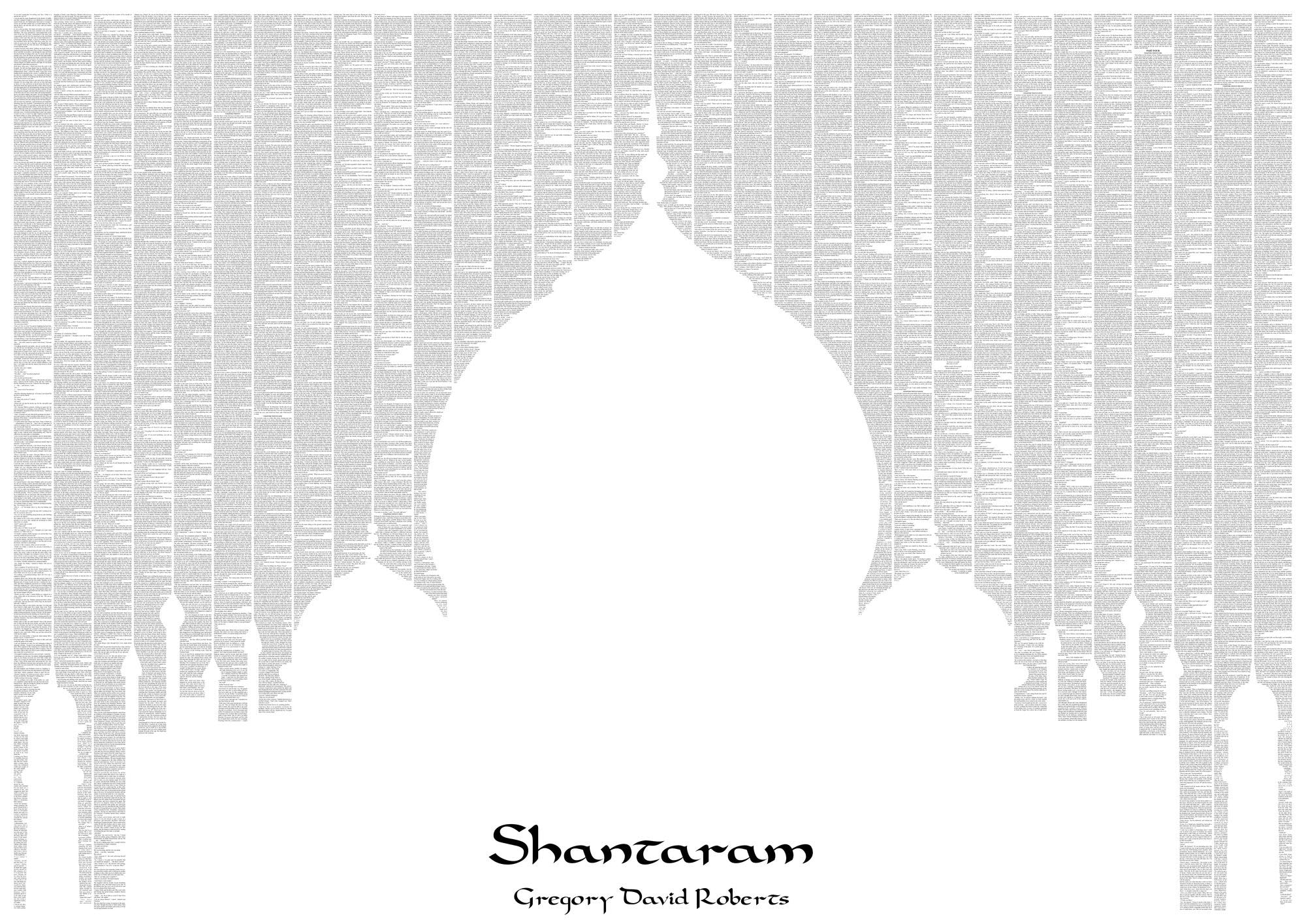 Shantaram multi sheet