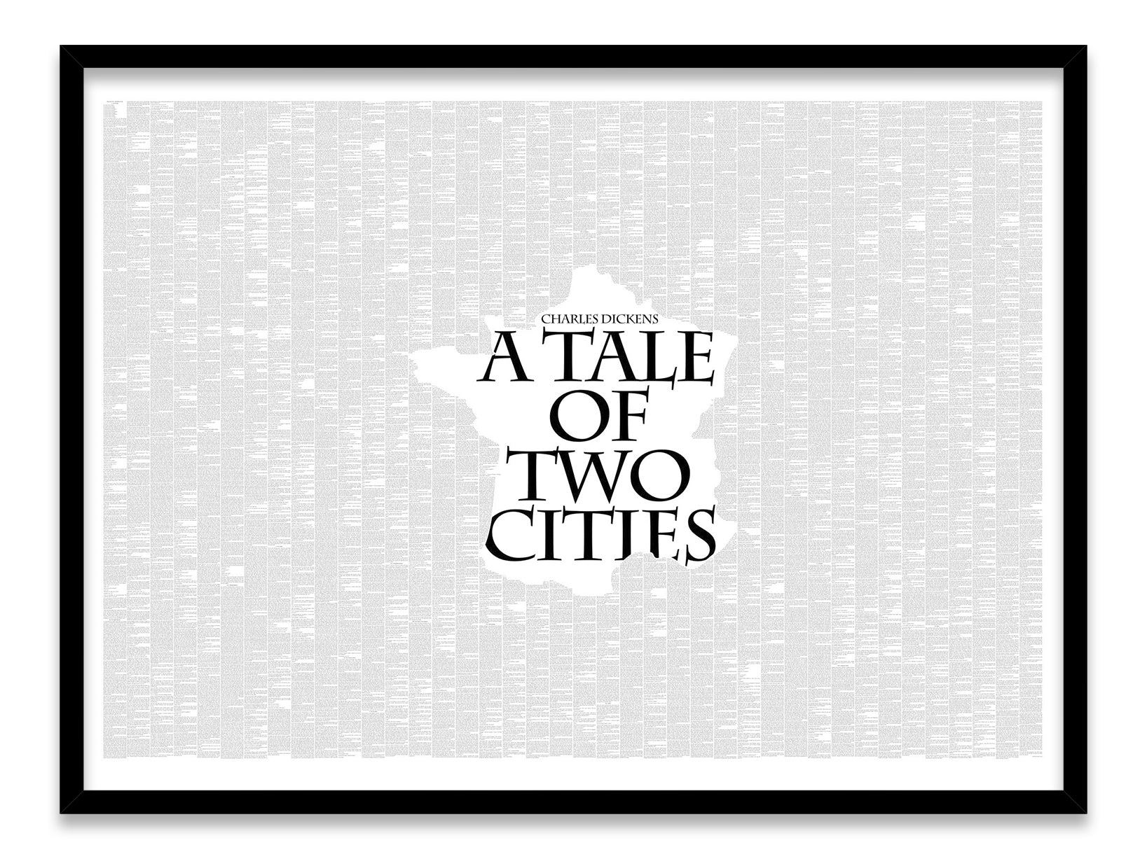 A Tale of Two Cities France design