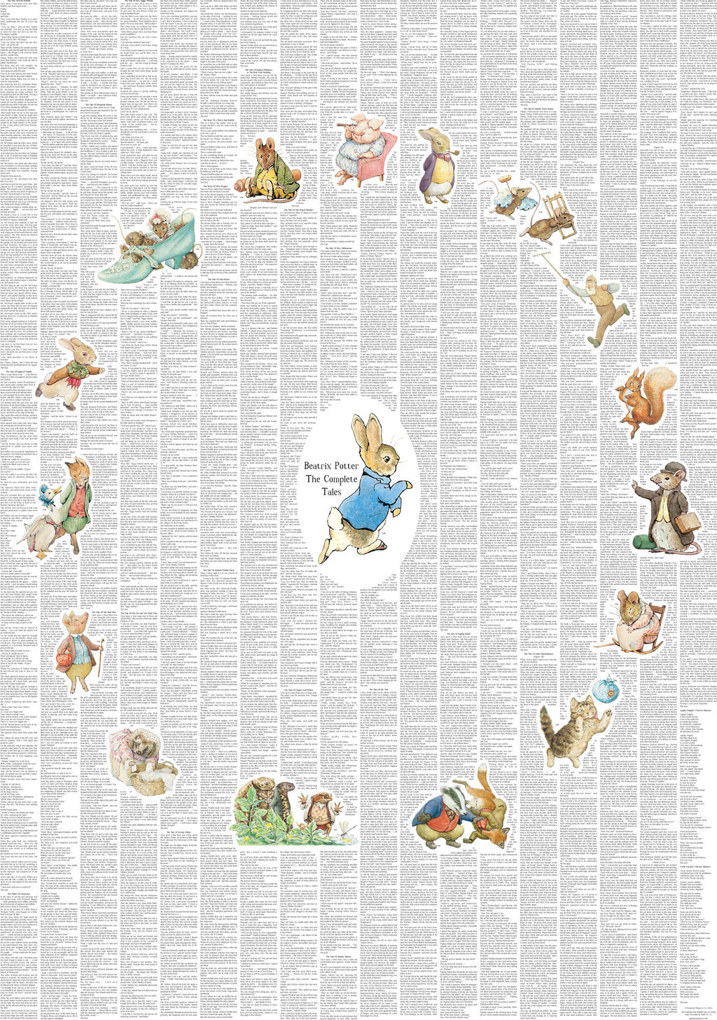 The Complete Peter Rabbit and Friends illustrated