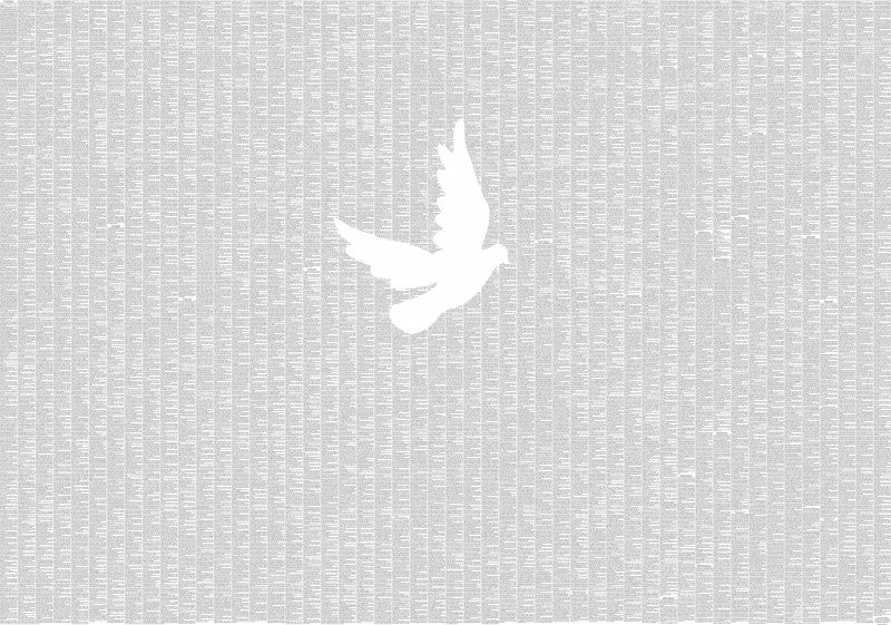 The King James New Testament Dove Design