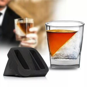 Whiskey Ice Glass