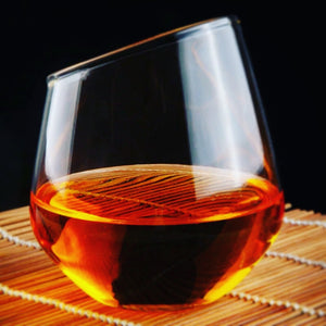 Premium Bevelled Whiskey Glass