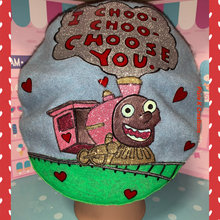 Load image into Gallery viewer, I Choo Choo choose you beret