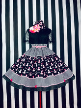 Load image into Gallery viewer, Your favorite Vintage doll in black skirt