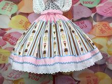 Load image into Gallery viewer, Ice Cream pastel skirt