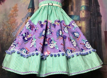 Load image into Gallery viewer, Princess Jasmine comic skirt