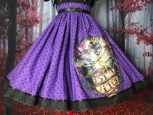 Load image into Gallery viewer, Ursula Sea Witch skirt