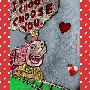 I Choo Choo choose you beret