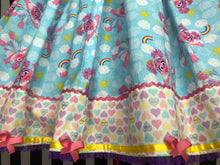 Load image into Gallery viewer, Sesame Street Abby Cadabby Love skirt