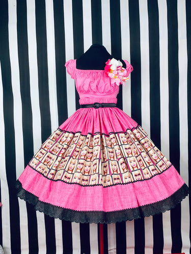 Modern Barbie picture perfect skirt