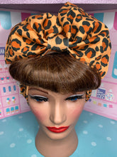 Load image into Gallery viewer, Animal print head wrap