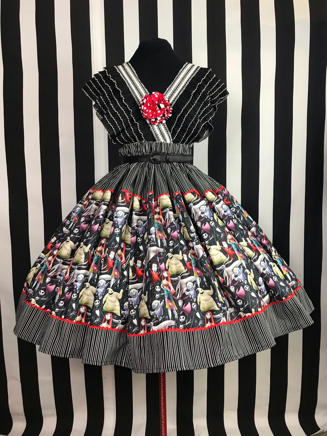 The nightmare gang skirt