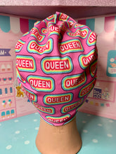Load image into Gallery viewer, Queen head wrap