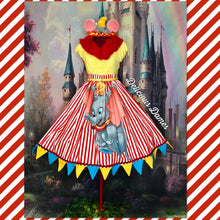 Load image into Gallery viewer, Made to measure Dumbo skirt